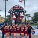 Cheerleading: Place at Nationals in Small Varsity and Game Day