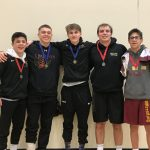 Wrestling: Crimson sending 5 to State!