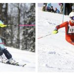 Alpine Skiing: Qualls race at State meet