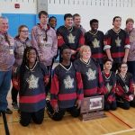 Adapted Floor Hockey: CI and PI teams win State Consolation titles!