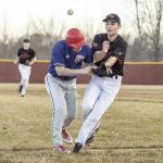 Baseball: Crimson fall to Armstrong, Coon Rapids