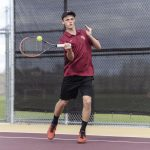 Boys Tennis: Team improves to 7-1 in conference