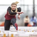 Girls Track: Hurdling star Ryan nears end of stellar career