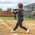 Softball: Crimson 1 win from State