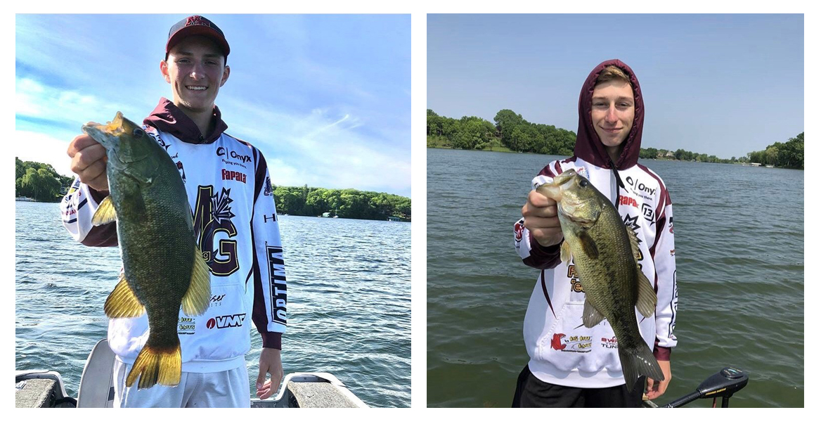 Fishing: Frank and Renstrom tackle Lake Minnetonka Tournament