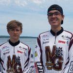 Fishing: Winge and Nikko take on Leech Lake