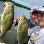 Fishing: Frank and Renstrom finish 10th at Lake Le Homme Dieu Chain