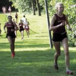 Girls XC: Team runs at St. Olaf Showcase