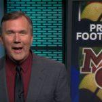 Football: Crimson tally 17-7 win over Blaine (VIDEO)