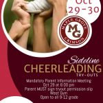 Sideline Cheer: Tryout Information Link