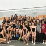 Girls Swim and Dive: Tally a True Team Section victory