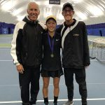Girls Tennis: Sophomore Adkins captures 4th section title