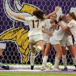 Girls Soccer: Knock off unbeaten Champlin Park 3-0 to reach championship game
