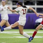 Girls Soccer: Win State Championship over Centennial 2-1