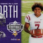 Football: Gipson honored with invite to MN Football Showcase