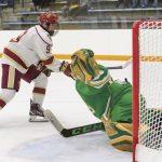 Boys Hockey: Crimson puckmen off to roaring start