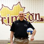 Volleyball: Welcome our new Head Volleyball Coach Jamison Gray!