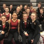 Gymnastics: Results from the Jackie Mann Invite