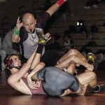 Wrestling: Team young and learning