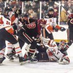 Boys Hockey: Crimson blanks OPC 8-0