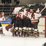 Girls Hockey: Repeat as section champs, head to State