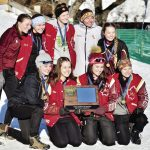 Nordic Skiing: Crimson sweep sections as boys and girls win titles