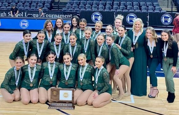 Dance: Crimson place 3rd in Jazz at State meet