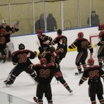 Boys Hockey: Crimson beat Blaine 3-0; earn trip to State!