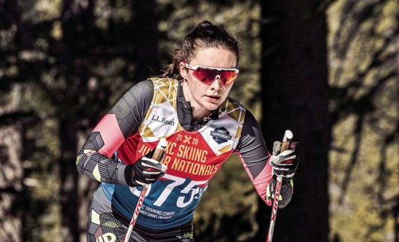 Nordic Skiing: Bolcer's Junior Olympics outing cut short