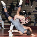 Wrestling: Crimson grapplers receive awards