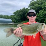 Fishing: Ian and Dave Cobb place 7th at Virtual Bass Tournament