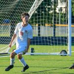 Boys Soccer: Frantz's second-half goal lifts Crimson to victory