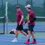 Boys Tennis: Continue dominant court performances