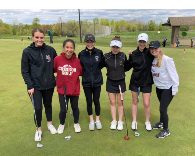 Girls Golf: JV Results from Eagle Lake