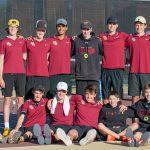 Boys Tennis: Crimson best Skippers 4-3