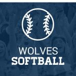 Wolves Survive Cold to Beat Hebron Softball Team