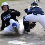 Wolves Romp over Noll