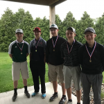 PCC Golf All-Conference