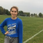 Calm after the storm: Nerves not an issue for Boone Grove's Lauren Casbon