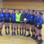 Lady Wolves Make History, but Fall in Championship