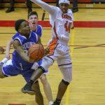 Kouts nips Hebron, Westville bounces Boone in PCC boys tournament