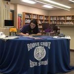 Kellie Marcheschi signs with Western Illinois University