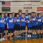 PCC MS Boys Volleyball Champions!