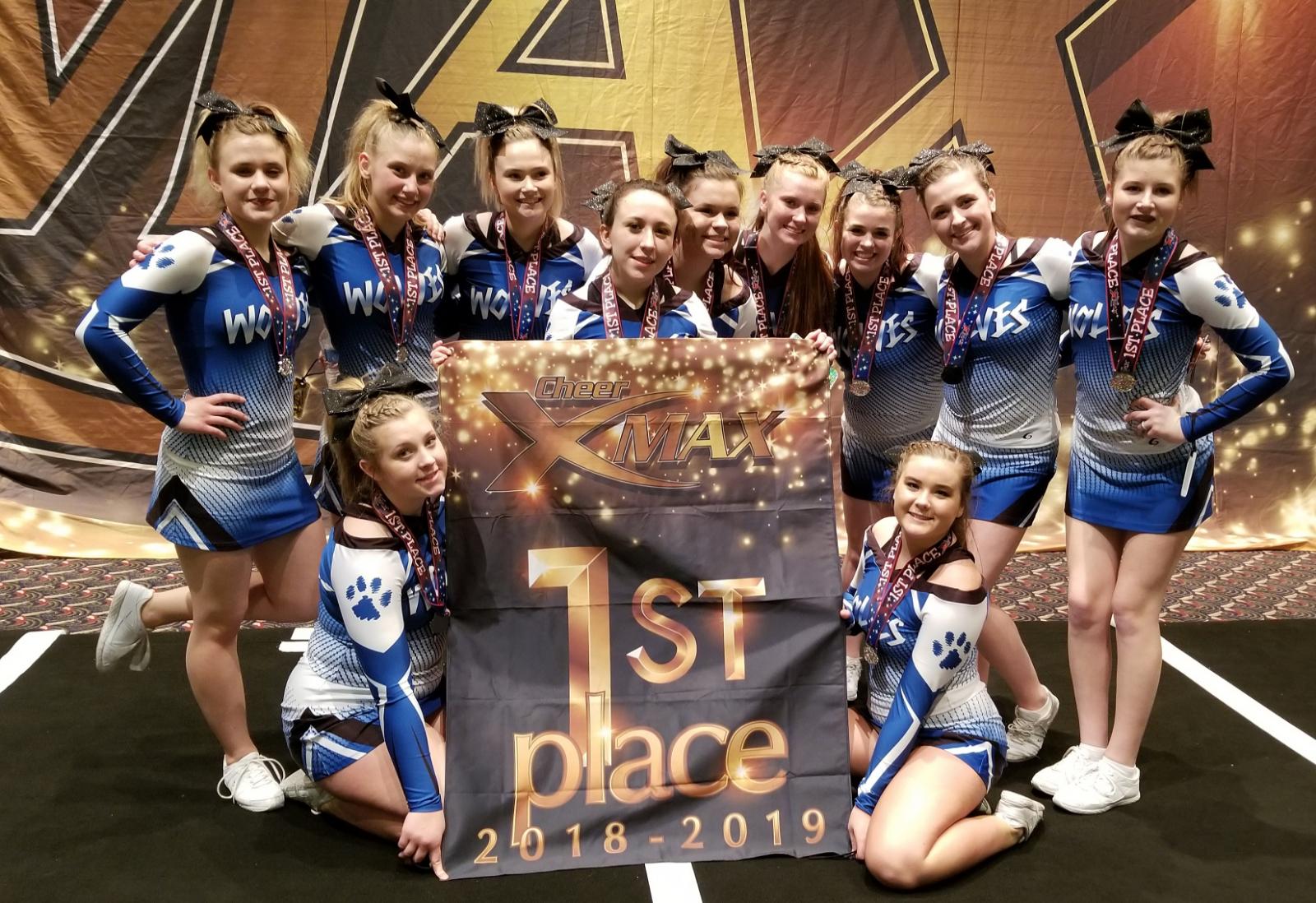 Congrats, Cheer Squads!
