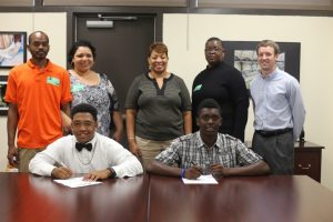 2013-14 Boys Lacrosse College Signings