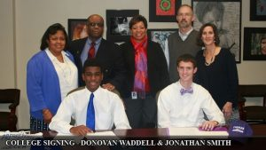 2013-14 Boys Soccer College Signings