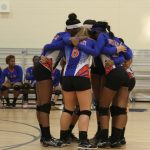 Volleyball claims Region Opener