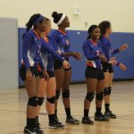 Lady Cavs Volleyball sweep Lower Richland