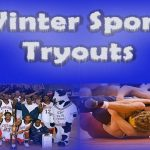 Winter Sports Tryouts/Practices begin October 31st