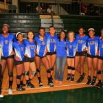 Lady Cavs defeat Hammond in Straight Sets